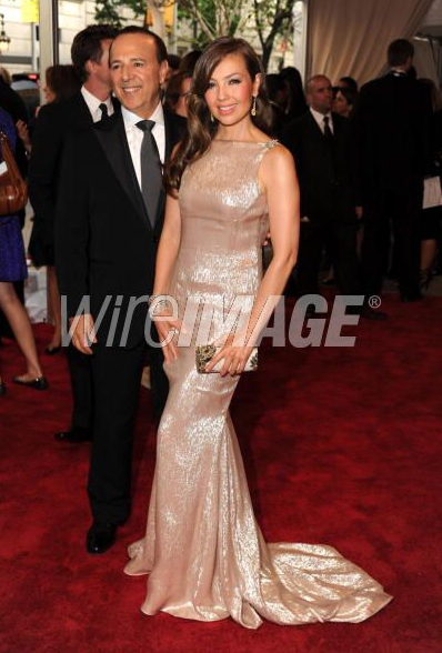 Thalia at the MET, 2010 in New York City