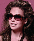 Image is property of Kenmark Optical. Visit kenmarkoptical.com Thalia con lentes gafas glasses